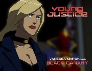 Vanessa Marshall - Black Canary