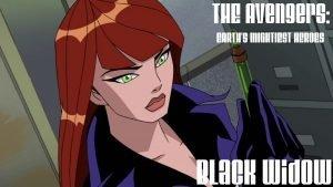 Vanessa Marshall - Black Widow