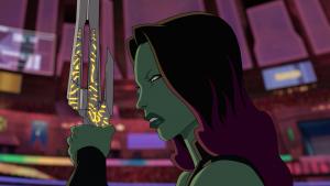 Vanessa Marshall - Gamora
