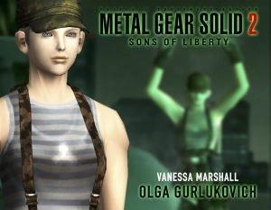 Vanessa Marshall - Olga Gurlukovich - Metal Gear Solid S.of L.