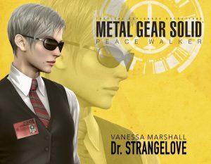Vanessa Marshall - Dr. Strangelove