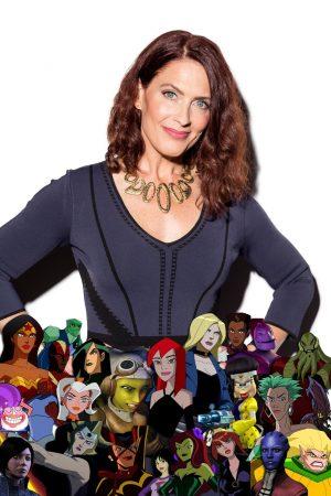 Vanessa Marshall - Character Collage