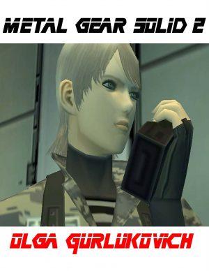 Vanessa Marshall - Olga Gurlukovich - Metal Gear Solid 2