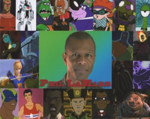 Phil LaMarr - Character Collage