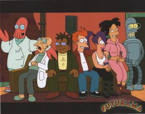 Phil LaMarr - Futurama Group