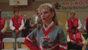 Kelli Maroney - Wolf Cheer
