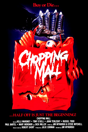 Kelli Maroney - Chopping Mall