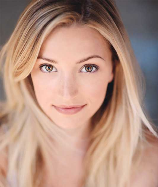 Brianne Howey - Head Shot