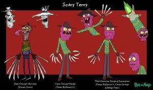 Jess Harnell - Scary Terry