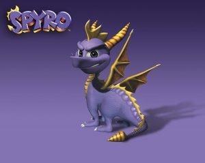 Jess Harnell - Spyro Purple
