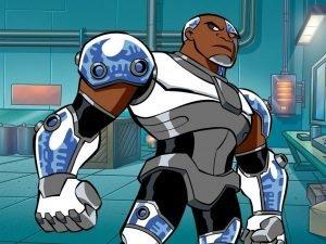 Khary Payton - Cyborg