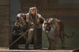 Khary Payton - Ezekiel with Shiva