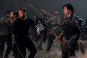 Ross Marquand - TWD battle at the castle